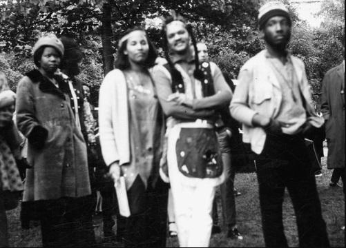 1960's Carnival Visitors