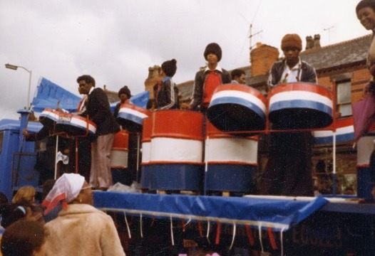 1970 Carnival band